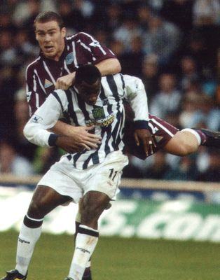 west brom away 2002 to 03 action