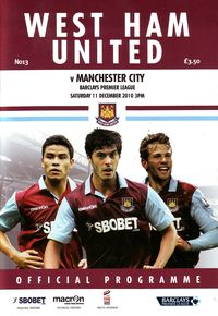 west ham away 2010 to 11 prog