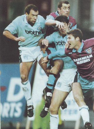 west ham home 1995 to 96 acti