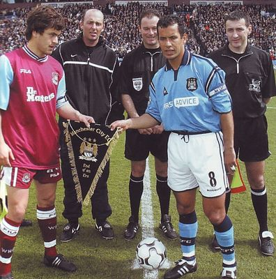 west ham home 2002 to 03 captains