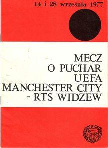widzew lodz away 1977 to 78 prog