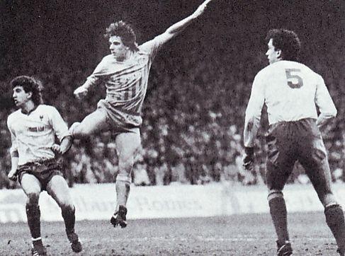 wimbledon home 1984 to 85 phillips goal