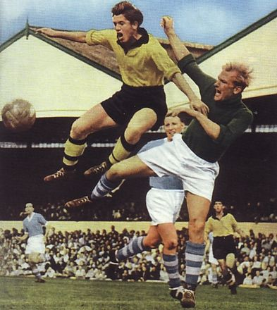 wolves away 1959 to 60 action