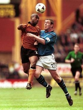 wolves away 2001 to 02 action