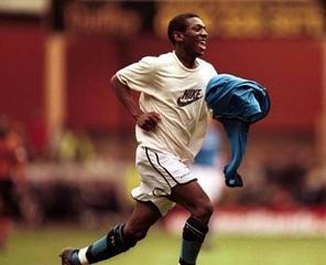 wolves away 2001 to 02 swp goal celeb