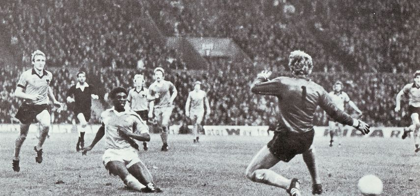 wolves home 1979 to 80 palmer goal