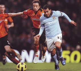 wolves home 2010 to 11 action