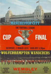wolves league cup final 1973 to 74prog